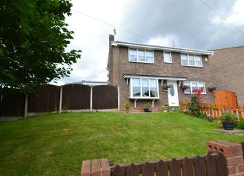 Thumbnail 3 bed detached house for sale in Greenacre Road, Upton, Pontefract