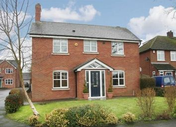 Thumbnail 4 bed detached house for sale in Dun Cow Close, Brinklow, Rugby
