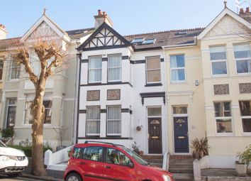 Thumbnail 5 bed terraced house for sale in Quarry Park Road, Peverell, Plymouth