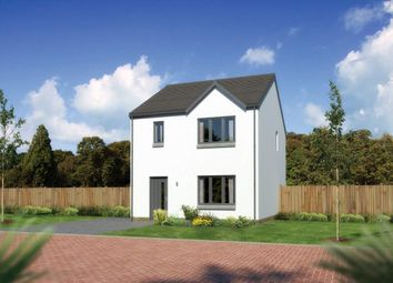 "Thumbnail 3 bedroom detached house for sale in ""Castlevale"" at Covenanter Way, Alford"