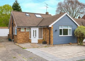 Thumbnail 3 bed bungalow for sale in Arnolds Avenue, Hutton, Brentwood, Essex