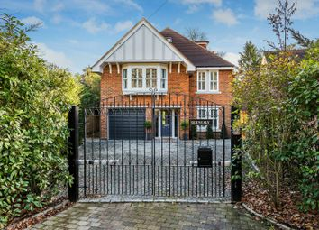 Thumbnail 5 bed detached house for sale in Pembroke Road, Woking