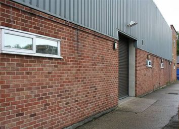 Thumbnail Warehouse to let in Unit B, Reform Road, Maidenhead