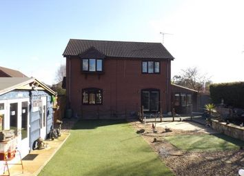 Thumbnail 4 bedroom detached house for sale in North Walsham, Norfolk