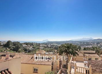 Thumbnail 1 bed apartment for sale in Moraira, Valencia, 03724, Spain