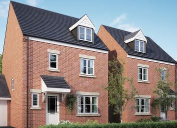 Thumbnail 4 bed detached house for sale in Enfield Mews, Providence Drive, Guisborough