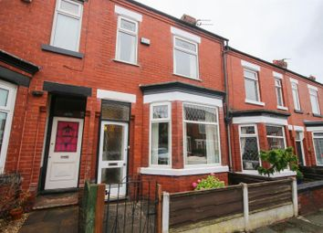 Thumbnail 3 bed terraced house for sale in Nelson Avenue, Eccles, Manchester