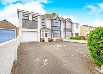 Thumbnail 4 bed semi-detached house for sale in Henver Road, Newquay, Cornwall