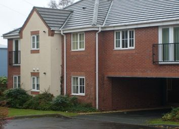 Thumbnail 1 bed flat to rent in Newplant Lane, Burntwood