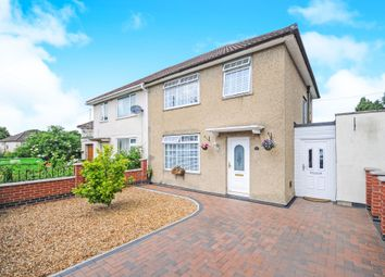 Thumbnail 3 bedroom semi-detached house for sale in Keynes Road, Cambridge