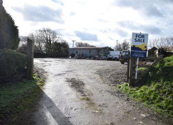 Thumbnail Property for sale in Penstowe Road, Kilkhampton, Bude