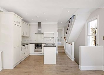 Thumbnail 3 bed flat to rent in Hazlebury Road, Fulham, London