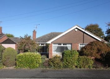 Thumbnail 3 bed detached bungalow for sale in Underwood Crescent, Sapcote, Leicester
