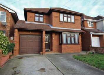 Thumbnail 4 bed detached house for sale in Labworth Road, Canvey Island