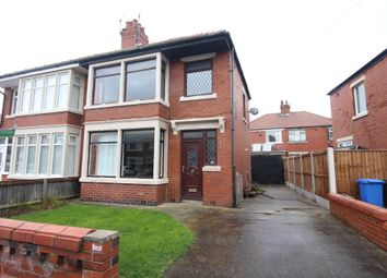 Thumbnail 3 bed semi-detached house for sale in Cambridge Road, Fleetwood