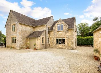 Thumbnail 7 bed detached house to rent in Ampney Crucis, Cirencester
