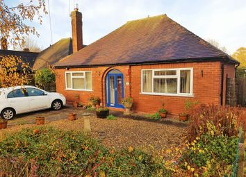 Thumbnail 2 bed detached bungalow for sale in John Amery Drive, Burton Manor, Stafford