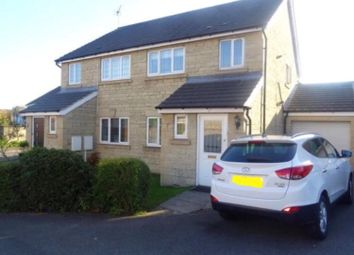 Thumbnail 3 bed semi-detached house to rent in Hall Drive, Worksop, Nottinghamshire