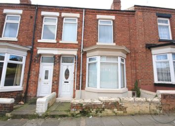 Thumbnail 2 bed terraced house for sale in Corporation Road, Darlington
