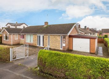 Thumbnail 3 bed detached bungalow for sale in New Lane, Huntington, York