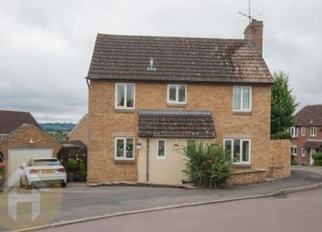 Thumbnail 3 bed detached house for sale in Orchard Mead, Royal Wootton Bassett, Swindon