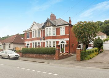 Thumbnail 3 bed end terrace house for sale in Chepstow Road, Newport