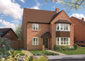 "Thumbnail 5 bedroom detached house for sale in ""The Oxford"" at Field View Road, Congleton"