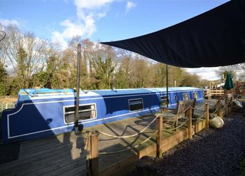 Thumbnail 1 bedroom houseboat for sale in Moor Lane, Moor Lane, Rickmansworth Hertfordshire