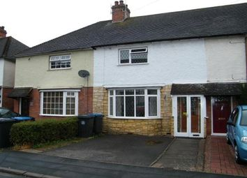 Thumbnail 3 bed terraced house to rent in Lodge Road, Stratford-Upon-Avon