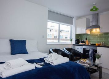 Thumbnail 1 bed flat to rent in Birmingham, West Midlands, England