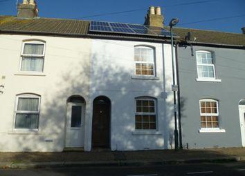 Thumbnail 3 bed terraced house to rent in Henry Street, Bognor Regis