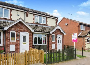 Thumbnail 2 bed end terrace house for sale in Old Post Road, Briston, Melton Constable