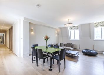 Thumbnail 3 bed flat for sale in St. Mary Abbots Court, Warwick Gardens, London