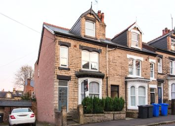 Thumbnail 5 bed end terrace house to rent in Raven Road, Nether Edge, Sheffield