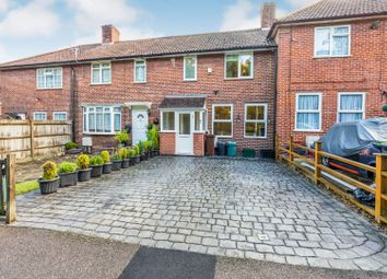 Thumbnail 3 bed terraced house for sale in Castlecombe Road, London
