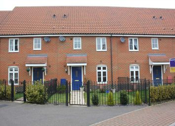 Thumbnail 3 bed terraced house to rent in Turing Court, Kesgrave, Ipswich
