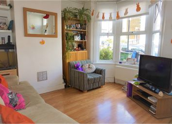 Thumbnail 2 bed terraced house for sale in Churchill Road, South Croydon