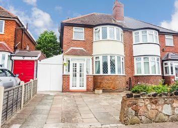 3 bed semi-detached house for sale in Springthorpe Road, Erdington, Birmingham B24