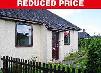 Thumbnail 2 bed semi-detached bungalow for sale in Elliot Road, Invergordon