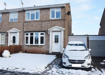 Thumbnail 3 bed property for sale in Canterbury Drive, Ashby-De-La-Zouch