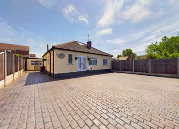 Thumbnail 2 bed detached bungalow for sale in Scholfield Avenue, Urmston, Trafford