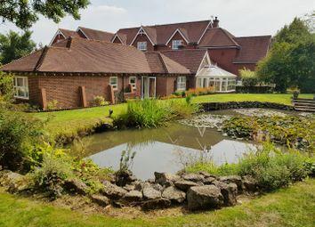 Thumbnail 3 bed detached bungalow for sale in Hildenbrook Farm, Hildenborough, Tonbridge