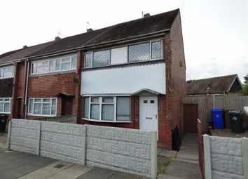 Thumbnail 3 bed semi-detached house for sale in Waverton Road, Bentilee, Stoke-On-Trent