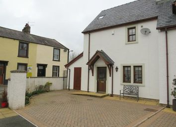 Thumbnail 3 bed end terrace house for sale in Bridge Street Close, Cockermouth, Cumbria