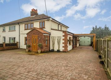 Thumbnail 3 bed semi-detached house for sale in Fakenham Road, Briston, Melton Constable, Norfolk