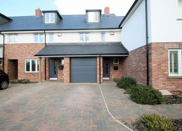 Thumbnail 4 bed terraced house for sale in Roebuck Mews, Eaton Bray, Bedfordshire