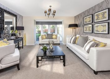 "Thumbnail 3 bedroom terraced house for sale in ""Padstow"" at Walworth Road, Picket Piece, Andover"