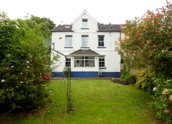 Thumbnail 5 bed semi-detached house for sale in Frederick Place, Llansamlet, Swansea