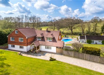 Thumbnail 6 bed detached house for sale in Tidebrook, Wadhurst, East Sussex