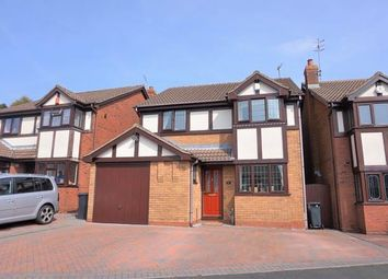 Thumbnail 4 bed detached house to rent in New Rowley Road, Dudley